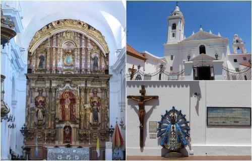Foto montagem Igreja N.S. Pilar