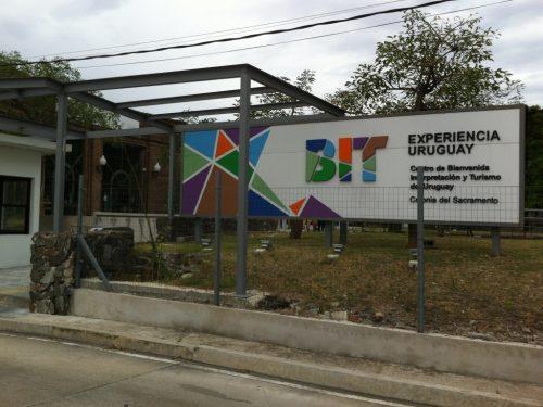 Entrada do BIT Experiencia Uruguay